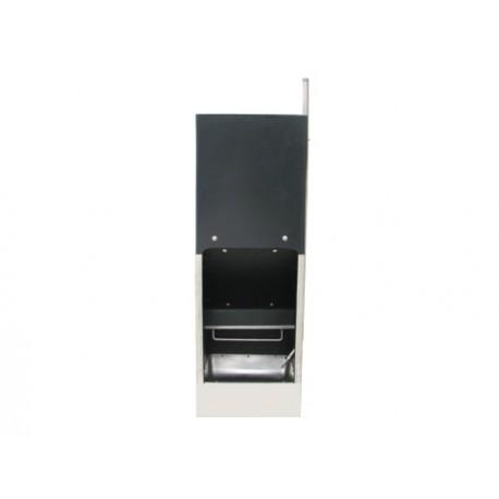 Karmnik dla tuczników jednostanowiskowy do karmienia na mokro
