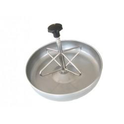 Karmnik dla prosiąt okrągły-dokarmiaczka