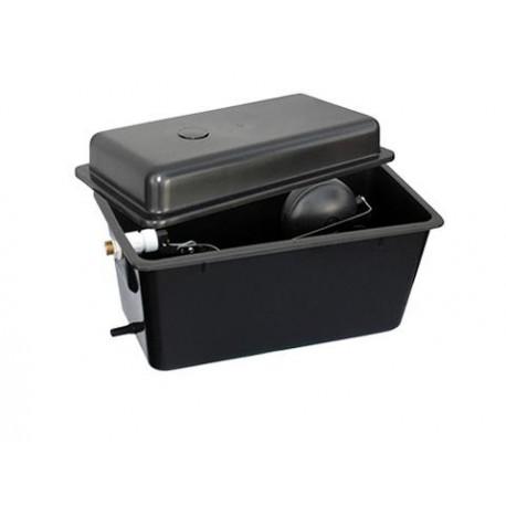 Pojemnik samonapełniający 8L z wyjściem na wąż fi 10mm