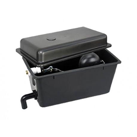 Pojemnik samonapełniający 8L z wyjsciem na wąż fi 22mm