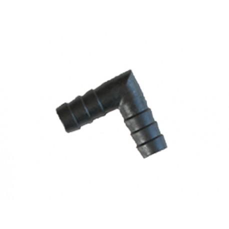Złączka L-kształtna na wąż fi 10 mm