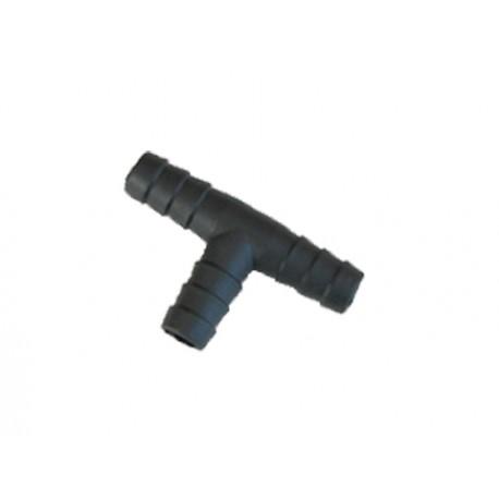 Złączka T-kształtna na wąż fi 10 mm