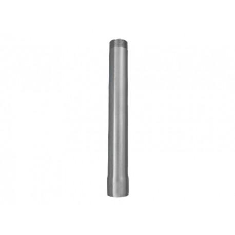 Rura kwasoodporna prosta gwint WZ 600 mm