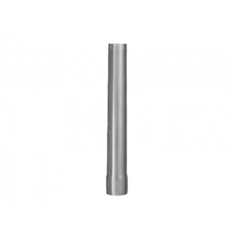 Rura kwasoodporna prosta gwint ZZ 750 mm