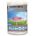 Plecionka FARMER W6-W 2,5mm/250m biała