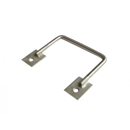 Uchwyt drzwiowy jednostronny typ A do deski PCV