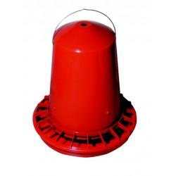 Karmnik dla drobiu 10/12 kg z regulacją